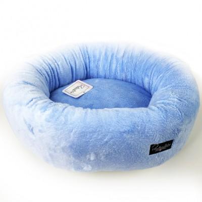 Cuna Donut azul 50x15